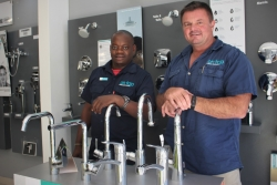 SAVE WATER THROUGH POSITIVE REINFORCEMENT!