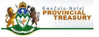 Department of Provincial Treasury Logo