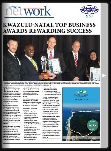 KZN Top Business SupplementKZN Top Business Supplement