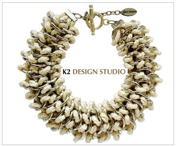 K2 Design: Jewellery piece entry that was selected as a finalist for the De Beers Showstopper 2014.