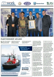 KZN Top Business Awards 2017 : Partnership Award