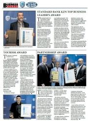 Partnership Award - eThekwini and Invest Durban
