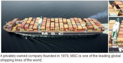 A privately-owned company founded in 1970, MSC is one of the leading global shipping lines of the world.