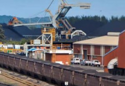 Richards Bay Coal Terminal - Joint effort attributed to coal export record