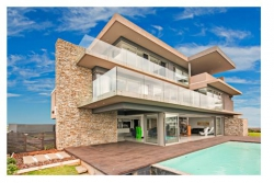 Tyson Properties - This ultra-modern smart home is selling for R17.5 million in The Executive development in La Lucia