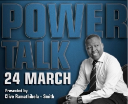 Durban Chamber of Commerce and Industry are proud to announce that we will be hosting Clive Ramathibela-Smith
