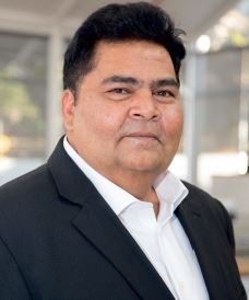 Pran Shree : CEO of Shree Property Holdings