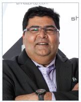 Shree Properties:CEO:Pran Shree