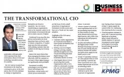 Pranesh Kara - The Transformational CIO