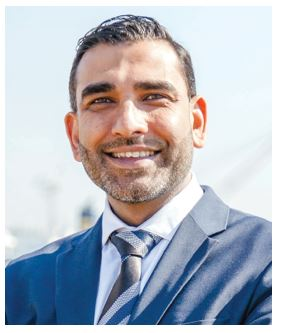 Prasheen Maharaj : CEO of the South African Shipyards