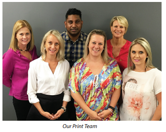 Our Print Team