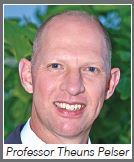 UKZN GSB&L Dean and Head of School: Professor Theuns Pelser