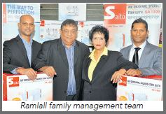 Ramsi Group:Ramlall Family Management Team