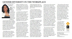 Renee Hulley, CEO:Black Balance - Gender Diversity in the Workplace