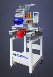 The Ramsi Group:Ricoma Industrial Embroidery Machine