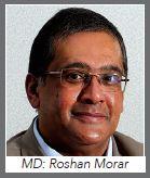 Morar Incorporated Director Roshan Morar
