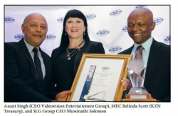 SLG Business Personality of the Year 2016