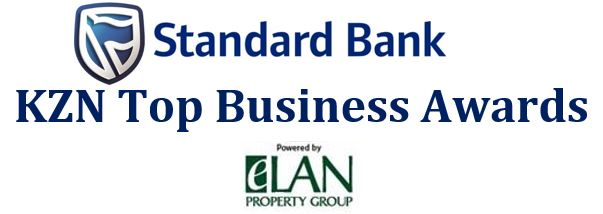 WELCOME TO STANDARD BANK STANDARD BANK KZN TOP BUSINESS AWARDS 2017- Powered by ELAN PROPERTY GROUP