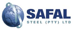 Safal Steel (PTY) Ltd Logo
