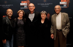 Videovision - Martin Luther King, Jr. Film 'SELMA' Endorsed by Celebs:Anant Singh, Maria Ramos, Trevor Manuel, Barbara Hogan and Ahmed Kathrada at the South African premiere of Selma