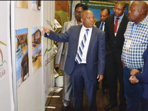 The Department of Economic Development, Tourism and Environmental Affairs recently held the Drakensburg Cable Car investment Conference and Exhibition