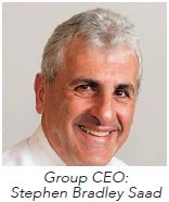 Aspen Pharmacare Group Chief Executive: Stephen Bradley Saad