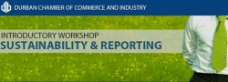 Durban Chamber - Sustainability and Reporting Workshop