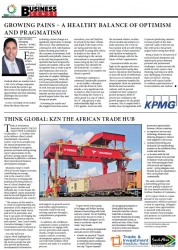 TIKZN - Think Global : KZN The African Trade Hub