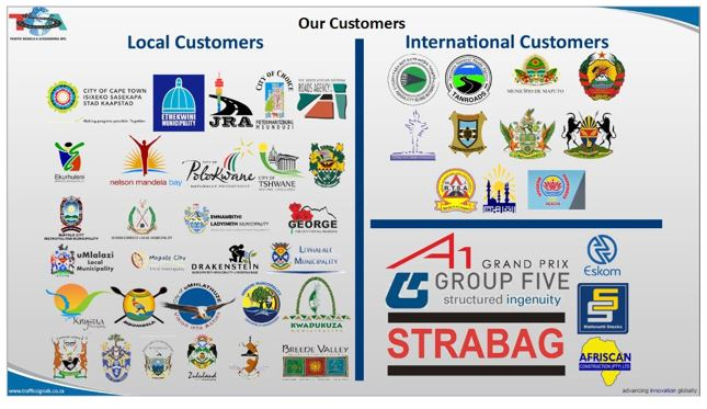 TSA International Customers