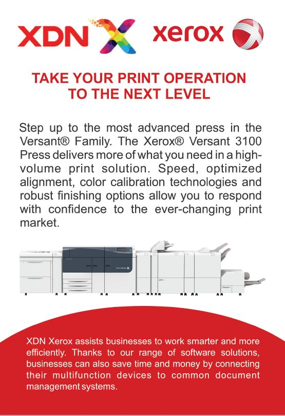 Take Your Print Operation To The Next Level