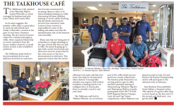 The Talkhouse Cafe