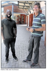 Thabiso Dube and Tim Bettany - Waste As A Resource