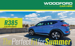 Woodford Car Hire - The Perfect Fit For Summer