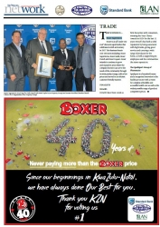 KZN Top Business Awards 2017 : Trade : The Winner Is Boxer Superstores