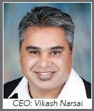 VNA CEO: Vikash Narsai