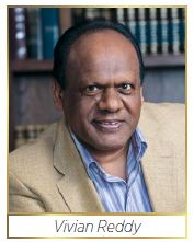 Edison Power Group:  Group Chairman & Founder: Vivian Reddy