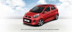 Durban Events Company - Win A Kia Picanto At The Christmas Gift Fair 19-20 November