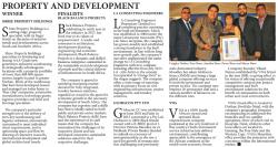 Standard Bank : Property And Development : Winner - Shree Property Holdings
