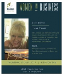 Hirschs - Women In Business | 13th July | Be Inspired