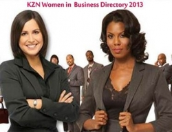 Durban Chamber of Commerce:KZN Women in Business Directory 2013