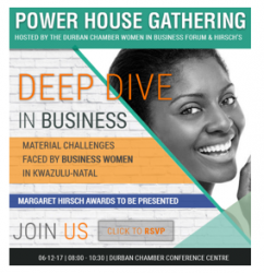 Hirschs - Women in Business Power House Gathering - 06 December