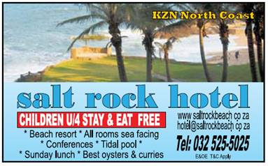 Salt Rock Hotel