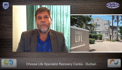 Choose Life Specialist Recovery Centre on Durban's Berea.