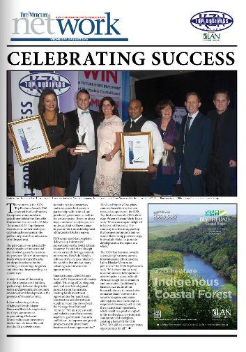 KZN Top Business Awards Network Supplement 2106