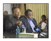 COGTA MEC sheds light on the status of hung municipalities in the province
