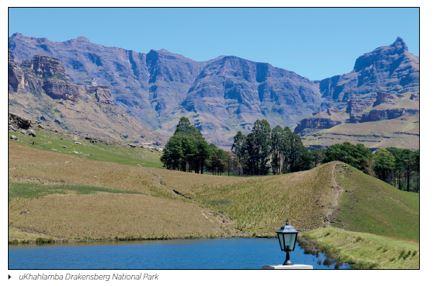 uKhahlamba Drakensberg National Park