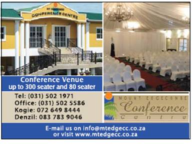 Mount Edgecombe Conference Centre