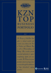 Top Business Portfolio you will get a complementary copy of the limited edition of the KZN Leaders Portfolio.