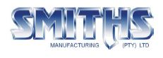 Smiths Manufacturing (Pty) Ltd Logo