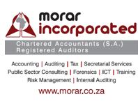 Morar Incorporated Logo